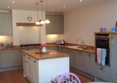 New kitchen, Exeter 1