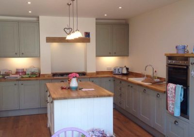 New kitchen, Exeter 2
