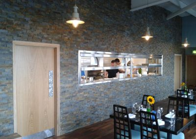 Restaurant, Brixham 1