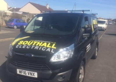 Southall Electrical Van