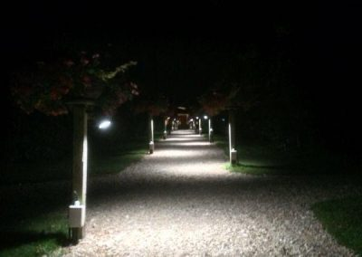Walkway Lights, Ipplepen